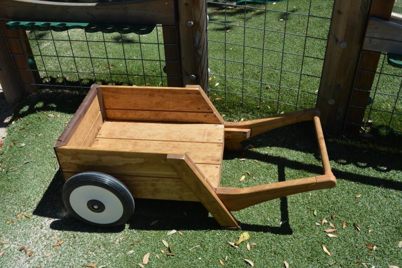 Wheelbarrow for OLC